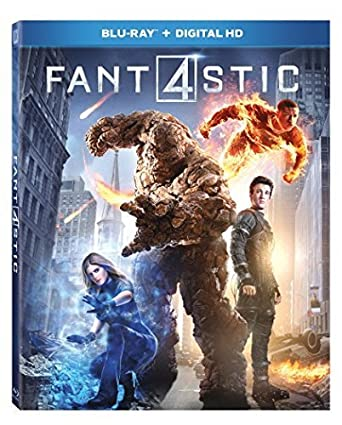 Fantastic Four (2015) BluRay 720p 1.2GB [Hindi DD5.1 – English DD5.1] MKV