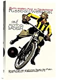 Global Gallery GCS-382191-1624-142 ''Unknown Soccer On Motorcycle'' Gallery Wrap Giclee on Canvas Wall Art Print