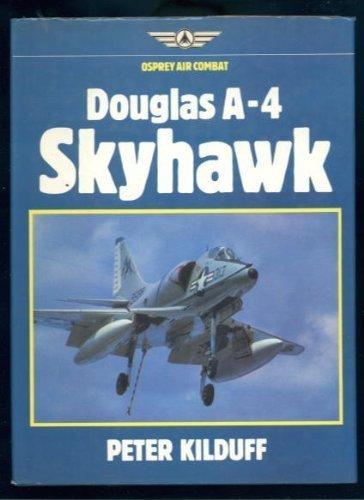 Douglas A-4 Skyhawk (Osprey Air Combat) (Marines Skyhawk)