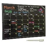 Magnetic Calendar - Smart Dry Erase Board For Your Refrigerator, Kitchen & ...