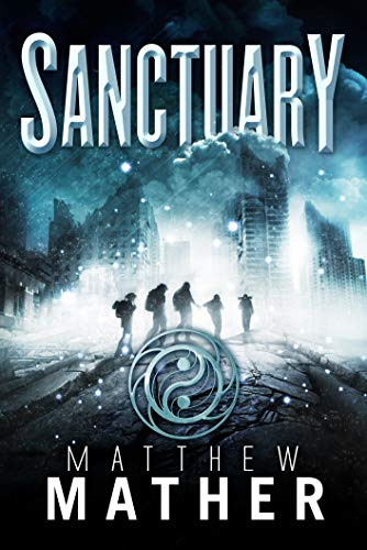 sanctuary the new earth series book 2