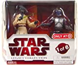 coleman trebor action figure - Star Wars Legacy Collection Geonosis Arena Showdown - Jango Fett and Coleman Trebor
