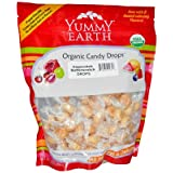 YUMMY EARTH DROPS,OG2,HOPSCTCH,BTRSCH, 13 OZ