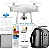 DJI Phantom 4 Pro V2.0 Drone with Hard Shell Backpack Bundle