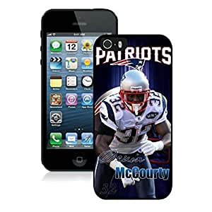 NFL New England Patriots Devin McCourty iphone 5 5S phone cases Gift Holiday Christmas GiftsTLWK936758