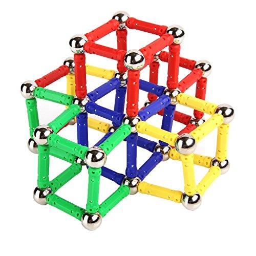 Magnetic Toys For Boys : Magnetic sticks building blocks magnet games