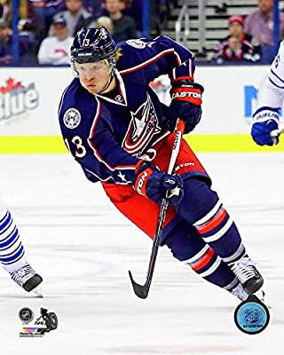 "Cam Atkinson Columbus Blue Jackets 2015-2016 NHL Action Photo (Size: 8"" x 10"")"