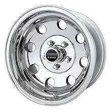 "American Racing Custom Wheels AR172 Baja Polished Wheel (15x7""/5x114.3mm, -6mm offset)"