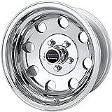 "American Racing Custom Wheels AR172 Baja Polished Wheel (15x8""/5x114.3mm, -19mm offset)"