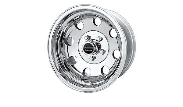 American Racing Series AR767 Gloss Black Wheel 16x8//8x165.1mm