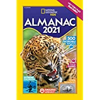 Deals on National Geographic Kids Almanac 2021 Paperback
