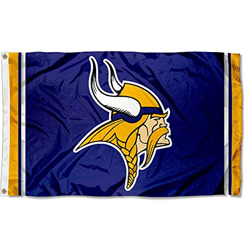 - WinCraft Minnesota Vikings Large NFL 3x5 Flag