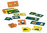 Miffy Nijntje Wat Hoort Erbij - Kaartspel