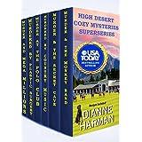 High Desert Super Series: High Desert Cozy Mystery Series
