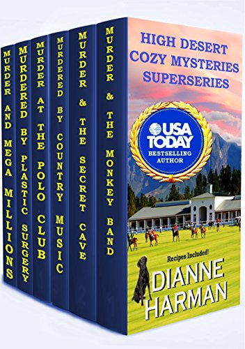 High Desert Super Series: High Desert Cozy Mystery Series