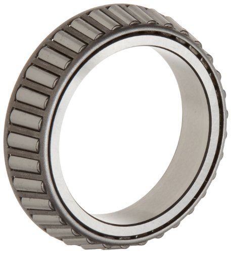 Timken L610549 Tapered Roller Bearing, Single Cone, Standard Tolerance, Straight Bore, Steel, Inch, 2.5000