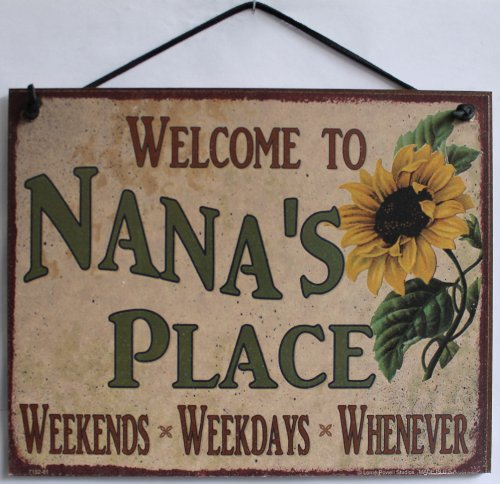 Sign with Sunflower Saying