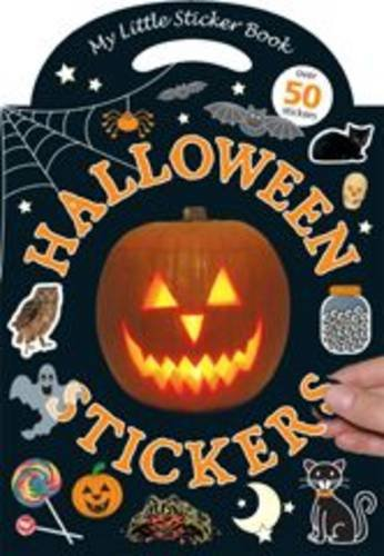 My Little Sticker Book: Halloween (My Little Sticker Books)