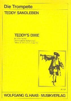TEDDYS DIXIE: para 6 trompetas o 6 niveles de intensidad ...