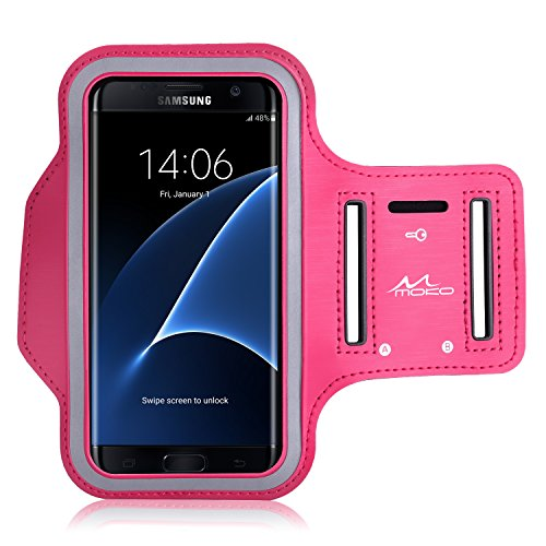 warn moko samsung galaxy s7 edge armband sweatproof. Black Bedroom Furniture Sets. Home Design Ideas