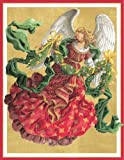 Victorian Angel Boxed Christmas Cards