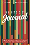 My Keto Diet Journal: Daily Low-Carb Nutrition Diary 6'' x 9'' (Multi Stripes): 365 Fill In The Box Planner Pages To Record A Full Year Of Your Ketogenic Diet Journey (Ketonius Books)
