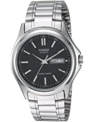 Casio Classic Silver Watch MTP1239D-1A