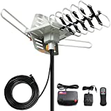 TV Antenna, Vansky Outdoor Amplified Digital HDTV...
