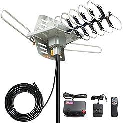TV Antenna, Vansky Outdoor Amplified Dig...