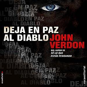 Deja en paz al diablo [Let the Devil Sleep] Audiobook