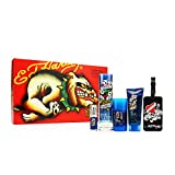 Ed Hardy Love and Luck Gift Set for Men by Christian Audigier