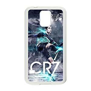 Hansome Cristiano Ronaldo Pattern Plastic Case For Samsung Galaxy S5