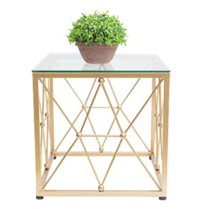 Tavolino Da Salotto Oro.Jcoco Tavolino Da Salotto Moderno Tavolino Da Salotto In
