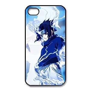 iphone4 4s Phone Case Black Sasuke Uchiha WE1TY679928
