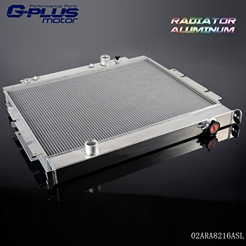New Aluminum Radiator For FORD F350/F250/F SUPER DUTY DIESEL V8 1983-1994
