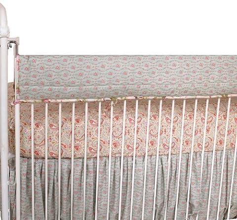 Cotton Tale Designs Front Cover Up, Tea Party (Cotton Tale Tea Party Bedding)