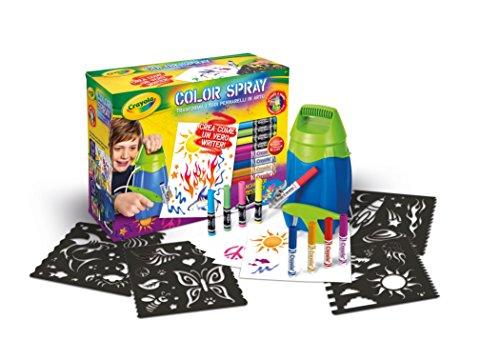 Crayola aer grafo de juguete marker airbrush for Aerografo crayola amazon