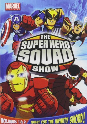 Super Hero Squad Show: Volume 1 and 2]()