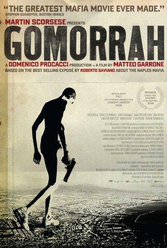 Gomorra Movie Poster (27 x 40 Inches - 69cm x 102cm) (2008) -(Salvatore Abruzzese)(Simone Sacchettino)(Salvatore Ruocco)(Vincenzo Fabricino)(Vincenzo Altamura) from MG Poster