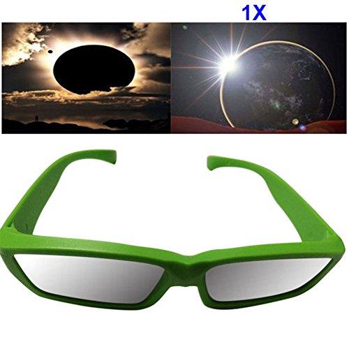 plastique certifié Green Verre CE Eclipse yeux Voir 10Pcs Soleil ISO Lunettes en de Eclipses Dastrues de solaire 1 3 5 les Mode protéger regarder 0xvTaqg