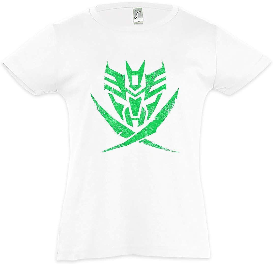 Transformers Maglietta Maniche Corta per Ragazzi Autobots