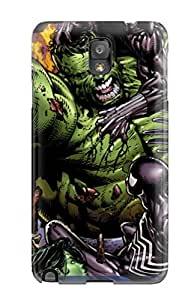 High-end Case Cover Protector For Galaxy Note 3(marvel)