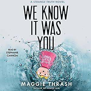We Know It Was You Audiobook