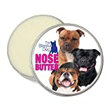The Blissful Dog Pit Bull Terrier Nose Butter, 2-Ounce