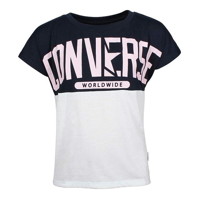 maglietta converse ragazza