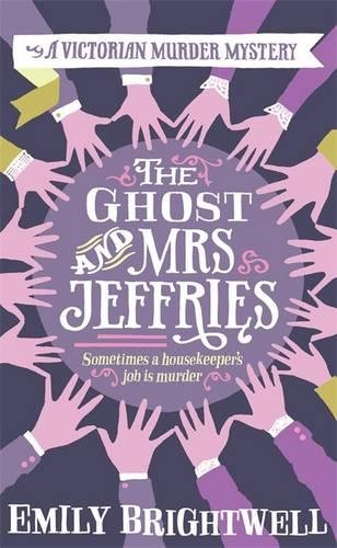 book cover of The Ghost and Mrs Jeffries