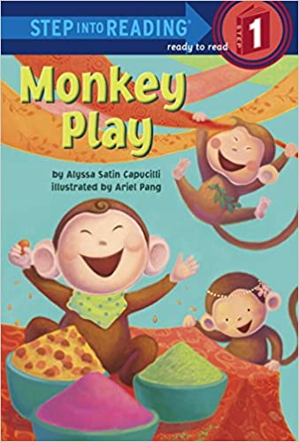 Monkey Play (Step into Reading)