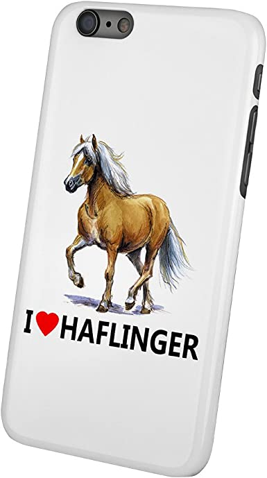 iPhone 6 para haflinger - Pantalla de caballos de rosa con diseño ...