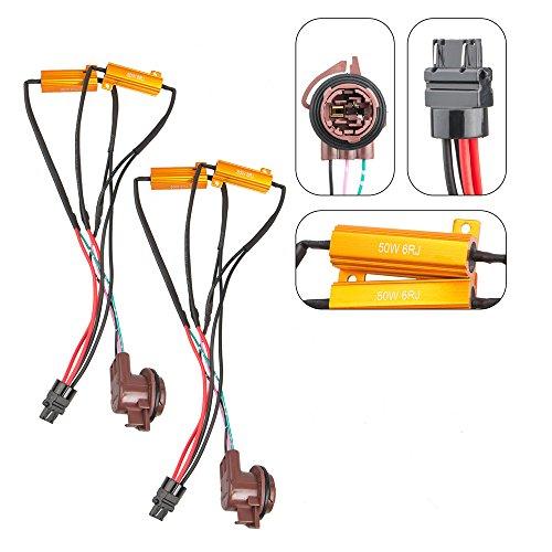 Load Resistor For Led Tail Lights - 5