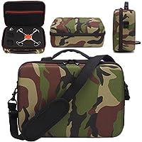 Carrying Case for Xiaomi MITU Drone, Rucan Camouflage Shoulder Handheld Waterproof Suitcase Bag Case